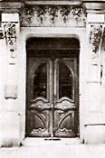 La première porte de l'Editart