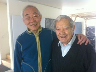 Franklin Chow et Orlando Blanco
